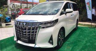 Full Harga Mobil Alphard 2021 Perlu Diketahui