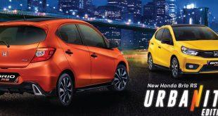 Full Spesifikasi Honda Brio Terbaru 2021