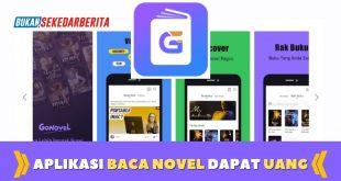 Download Aplikasi Baca Novel Dapat Uang Terbukti Membayar